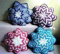 Como Fazer uma Capa de Crochê Para Almofada  | FTP - O Artesanato que Você Pode Fazer!