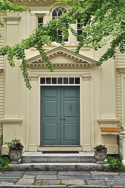 Doors Design: Front Door In The Borough Of Stonington, CT