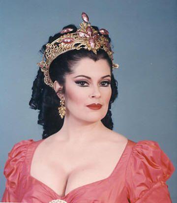 Jennifer Larmore- American mezzo-soprano | Opera | Opera singers