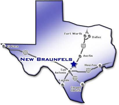 New Braunfels Texas Another one of the longest trips I have taken