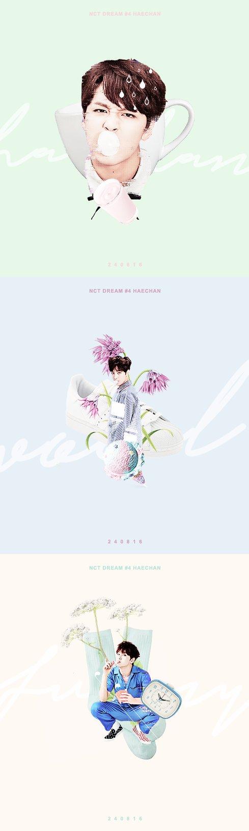 [ NCT Dream ] #4 Haechan by meowheed