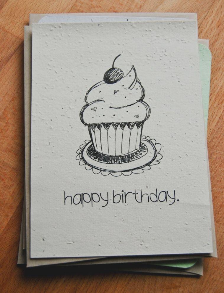 drawn birthday card awesome of hand drawn birthday card