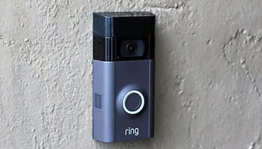 Keep watch over your home with the superb Ring Video