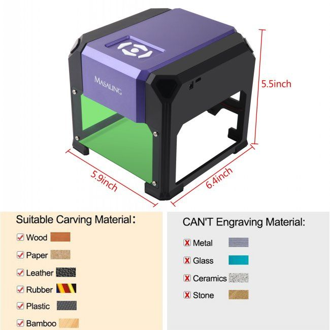 New Version Carving Machine