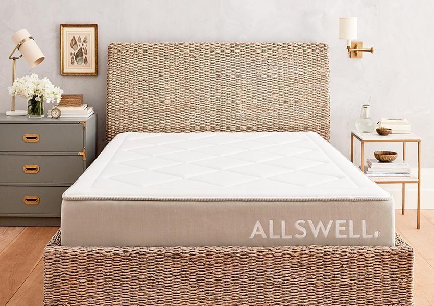 Allswell Luxe Classic Memory Foam Mattress In 2018 Allswell