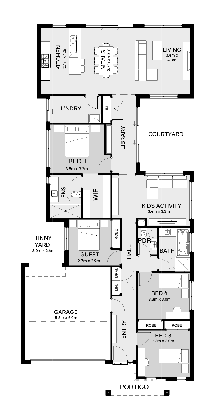Erskine 210 | Hamlan Homes | Dream Home | Pinterest | Building ...