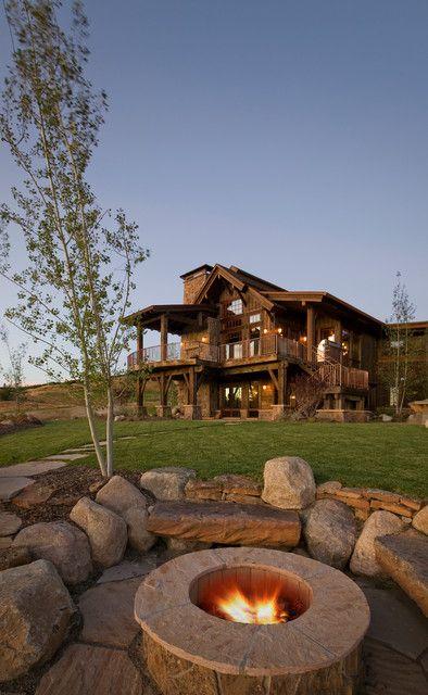 20 Amazing Rustic House Design Ideas Rustic Home Design Rustic House Rustic Houses Exterior