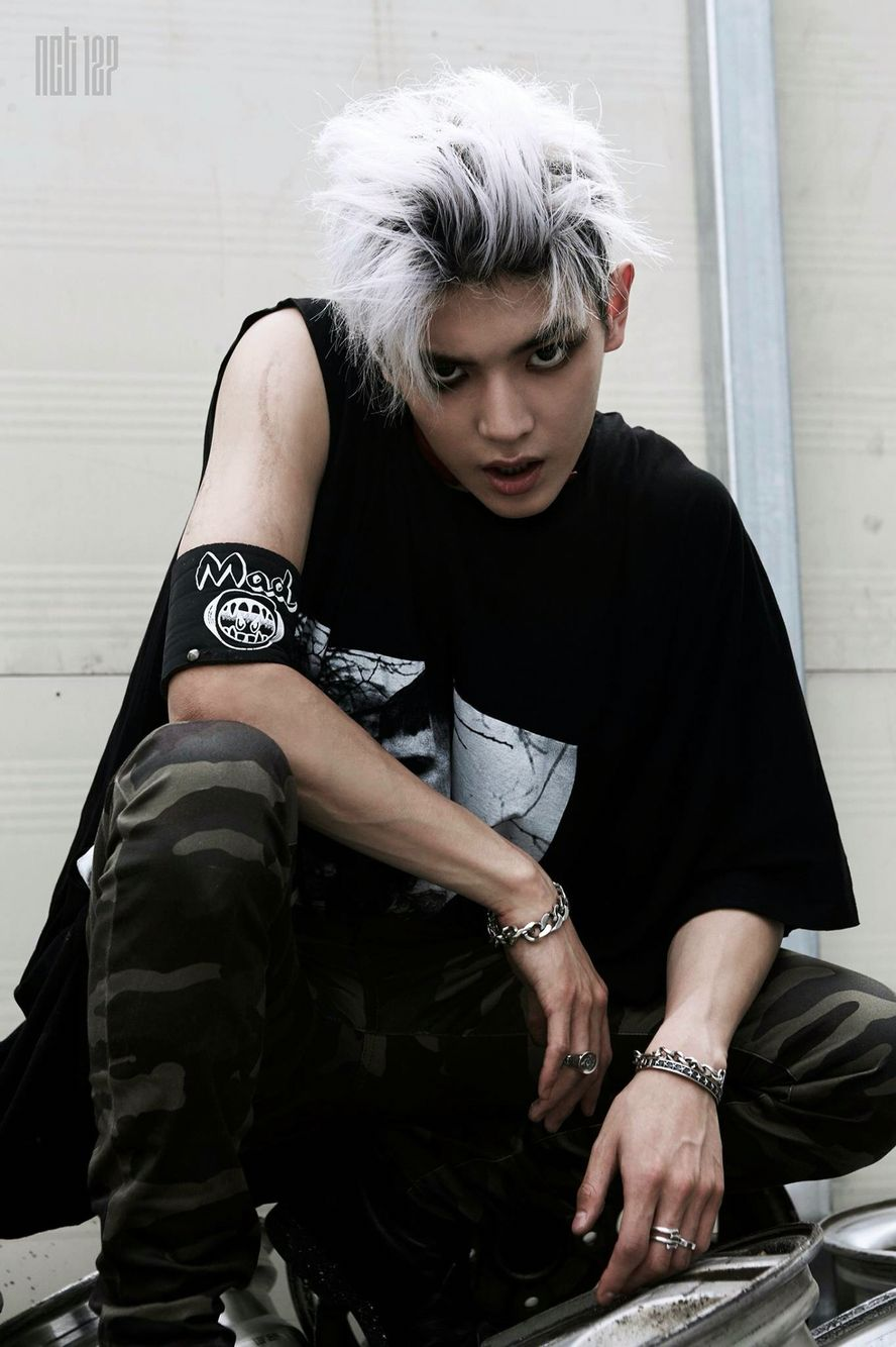 NCT 127: Taeyong