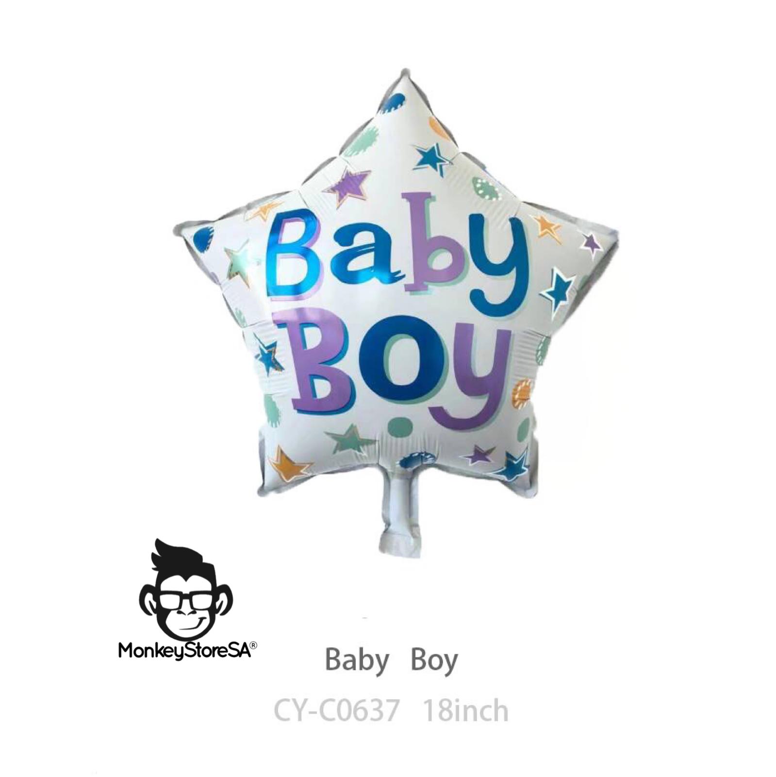 بالونه هيليوم سعر الحبه ٢٠ ريال شامل النفخ Helium Balloons Balloons Baby Boy