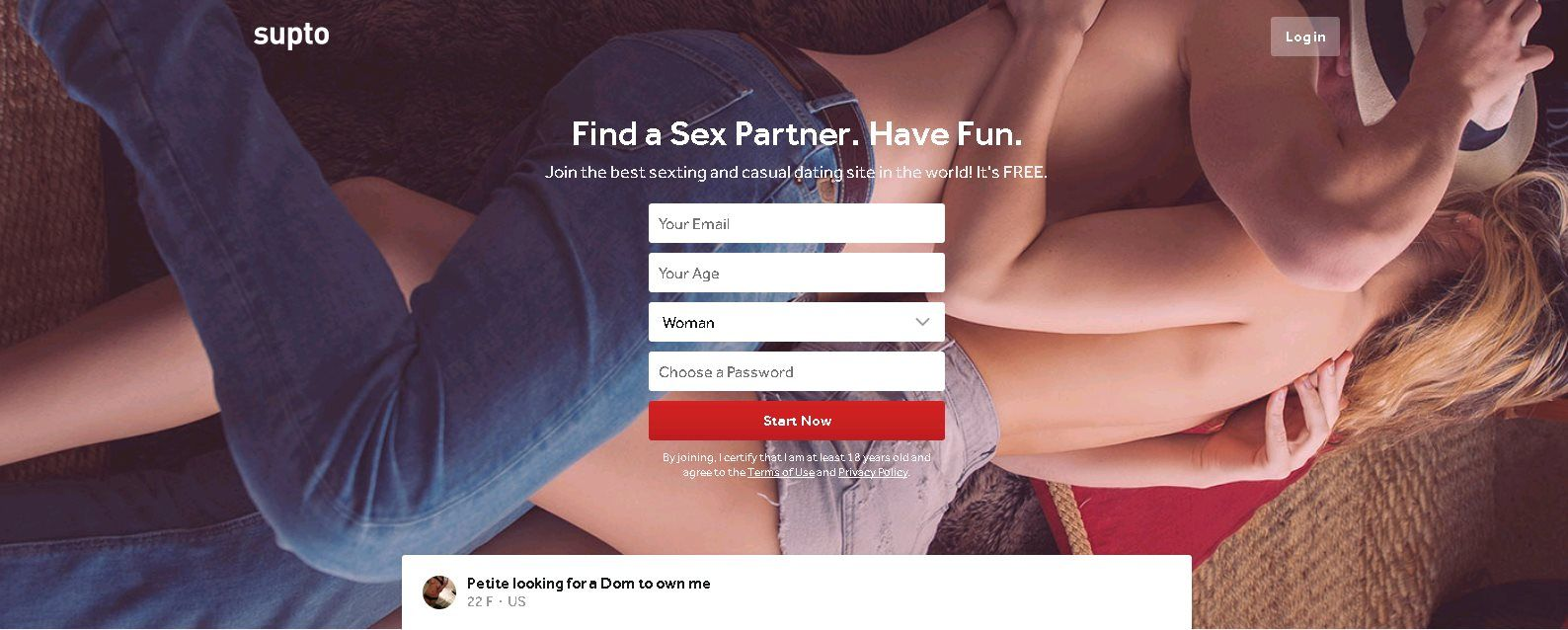 Free casual dating site