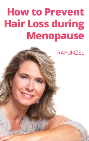 how to prevent hair loss before hitting menopause | rapunzel, Skeleton