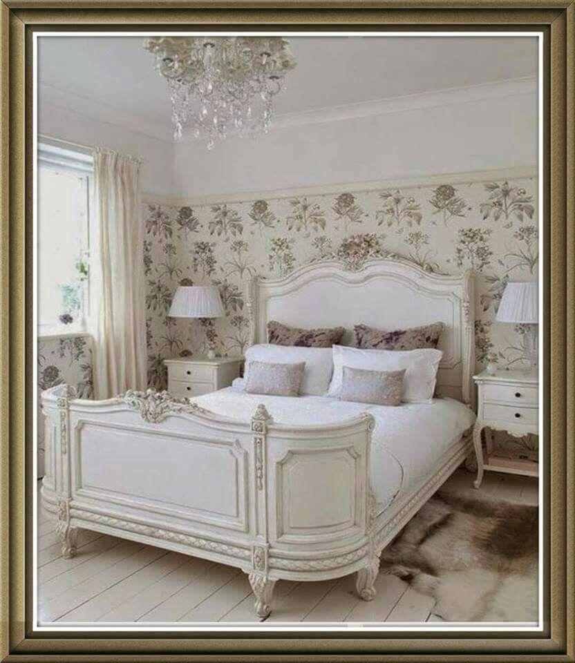 French chic | French chic | Pinterest | Camera da letto, Camere e ...