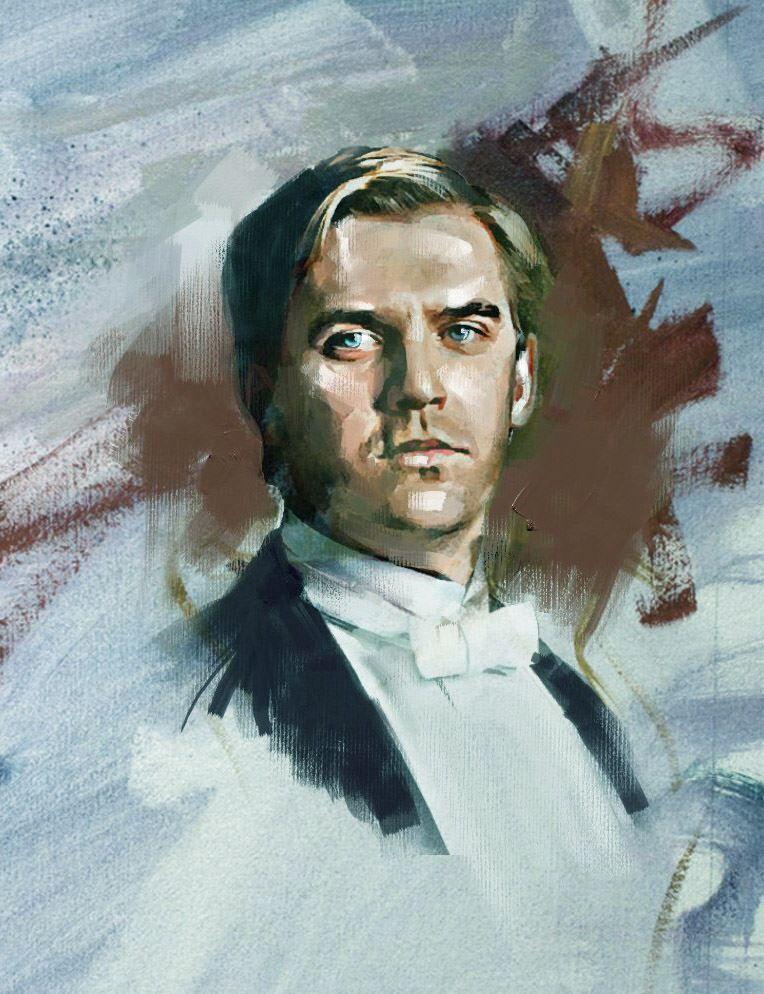 Matthew Crawley of Downton Abbey