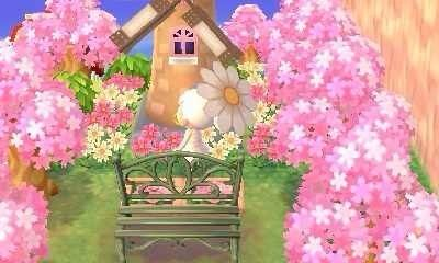 Spring Windmill Acnl Insp Animal Crossing New Leaf Animals