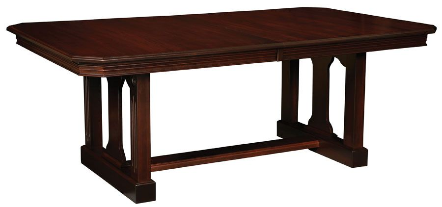Table With Self Storing Leaves For The Kitchen Dining Area I
