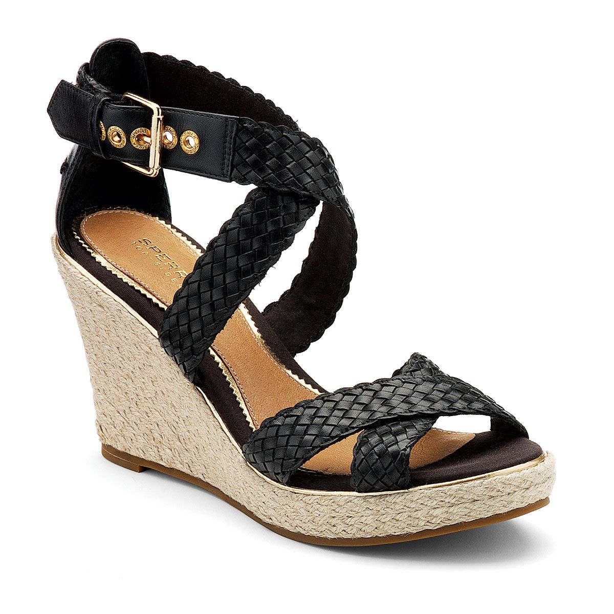 6b5cdb8a75 Sperry Top-Sider Womens Harbordale Wedge Sandal | My Style Pinboard ...