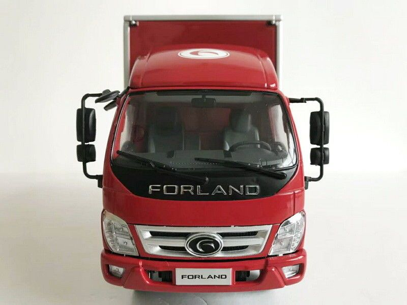 1 24 china original forland timing aumark delivery truck diecast toy model forland timing