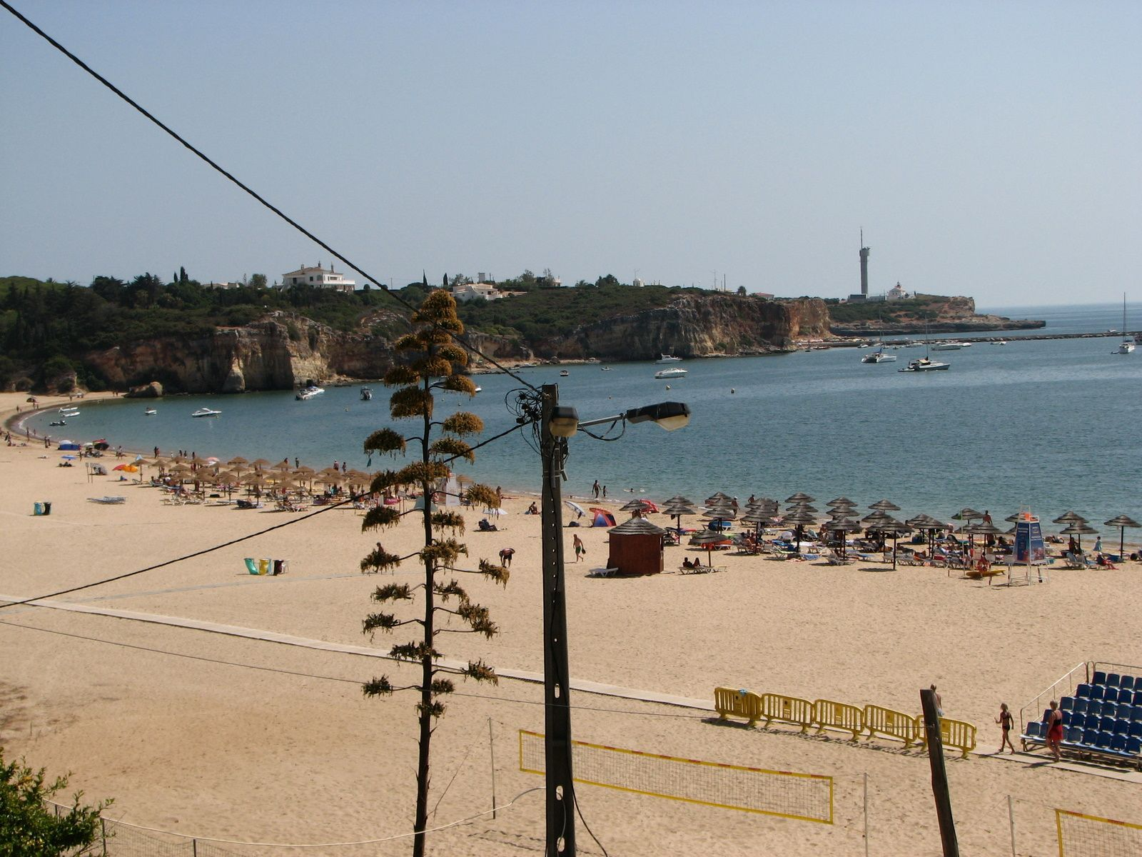 Beach at Ferragudo - The Algarve, Portugal - http://xblogs.me/beach-at-ferragudo-the-algarve-portugal/  #Portugal
