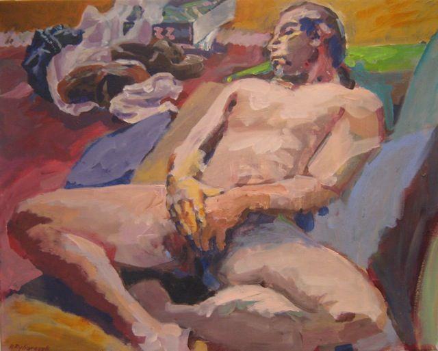 Naked Nap - Paul Rybarczyk