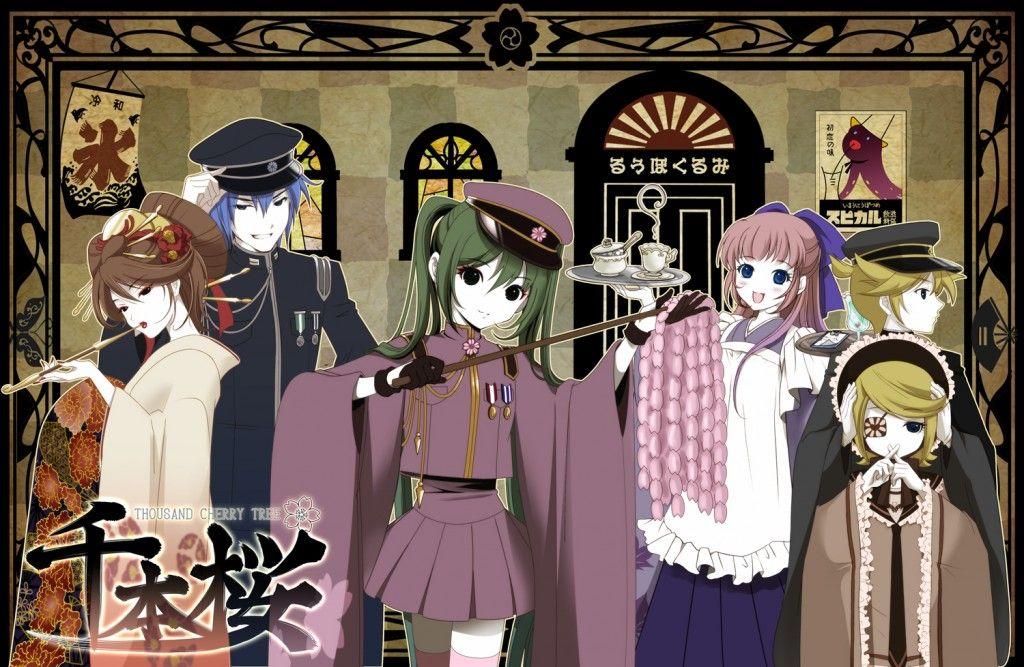 Senbounzakura - Hatsune Miku