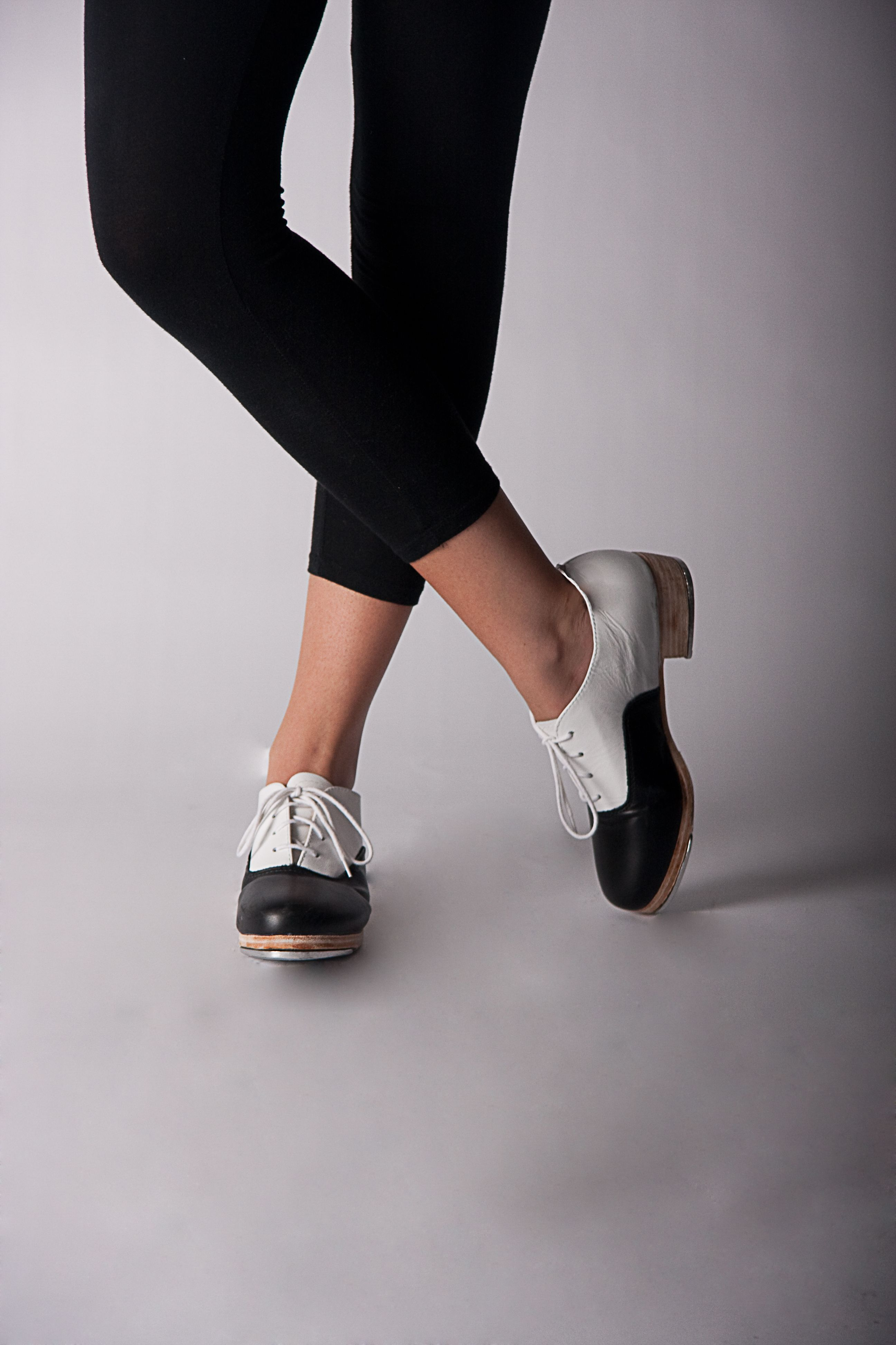 Tap Dance Shoes Photography