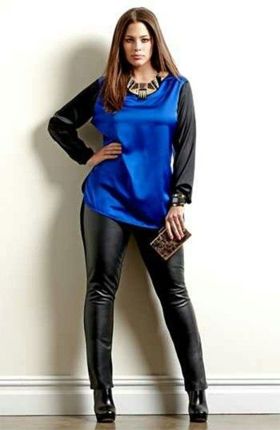 c4aa11d2f567c plus size leather pants - Google Search