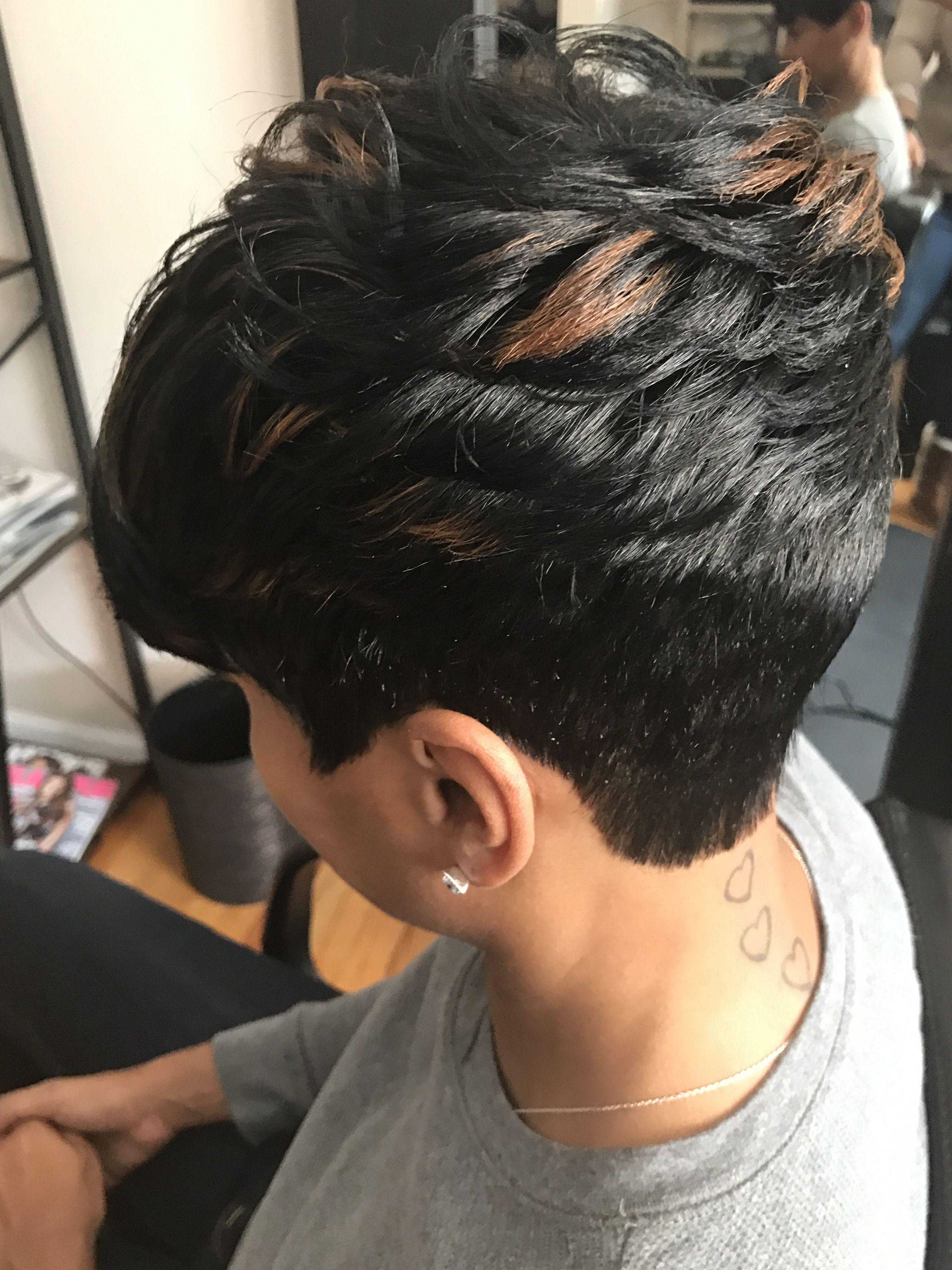 Pin by yolanda logan on fly hair pinterest short hair shorts