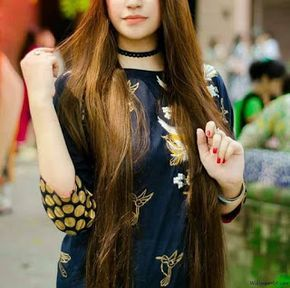 Latest Awesome Attitude & Stylish Girls DP for Whatsapp and