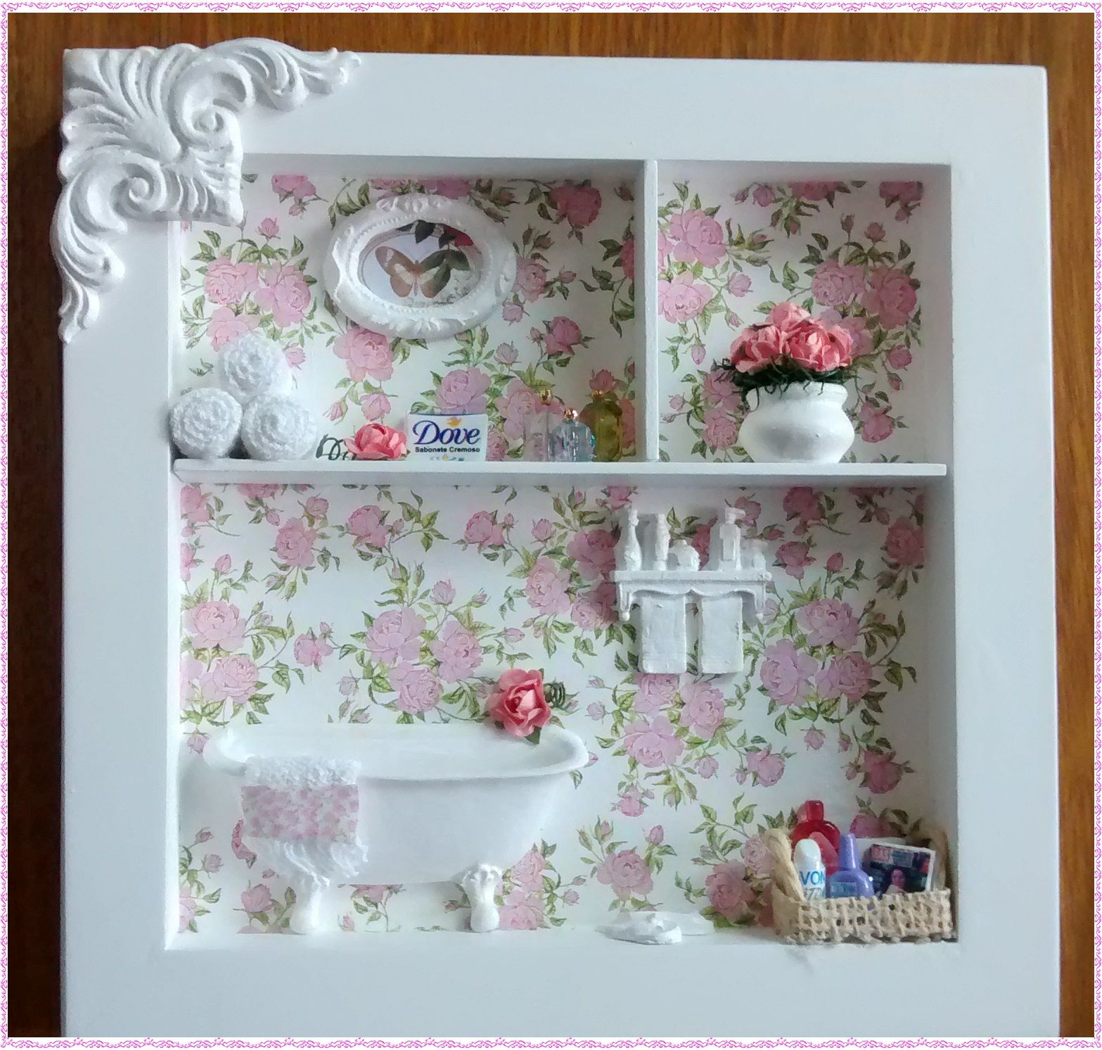 cenario banheiro