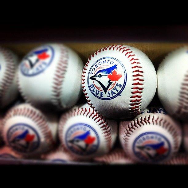 Toronto Blue Jays Baseballs.