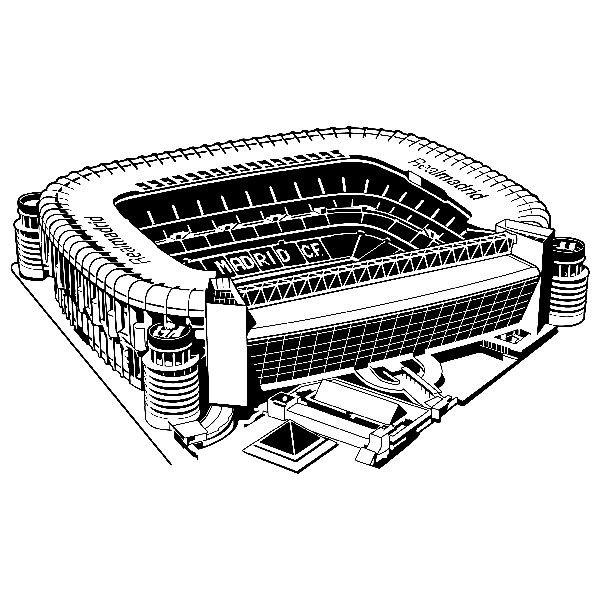 Born Vinyler Santiago Bernabeu Stadium Santiago Bernabeu Bernabeu Estadios