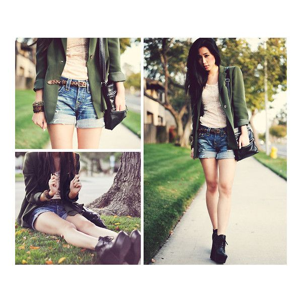 LOOKBOOK.nu: collective fashion consciousness. ❤ liked on Polyvore featuring outfits, models, lookbook, people and pictures