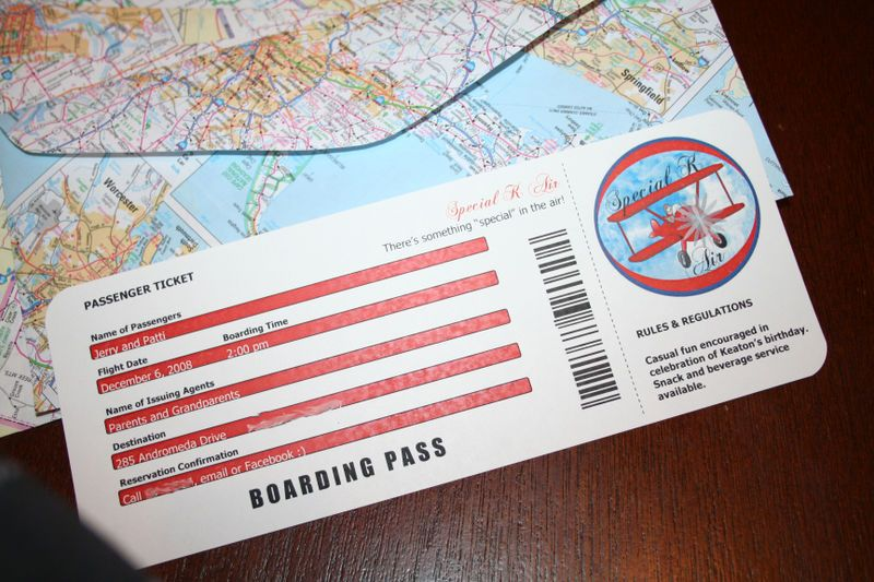 Plane Ticket Inspirations Around The World Theme Pinterest - airplane ticket invitations