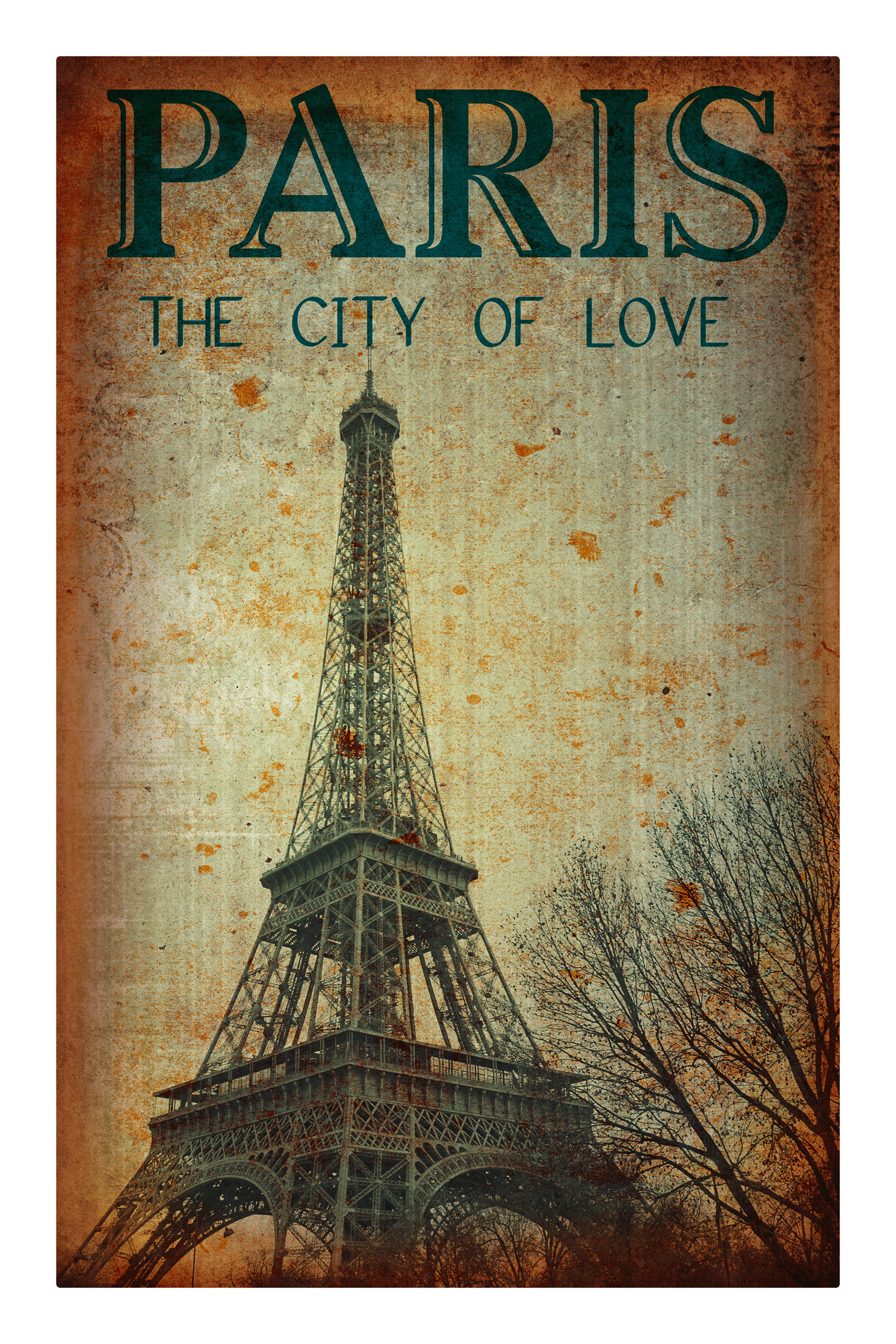 Take a Trip to Paris with Eye Catching Art! Check out the new line ...