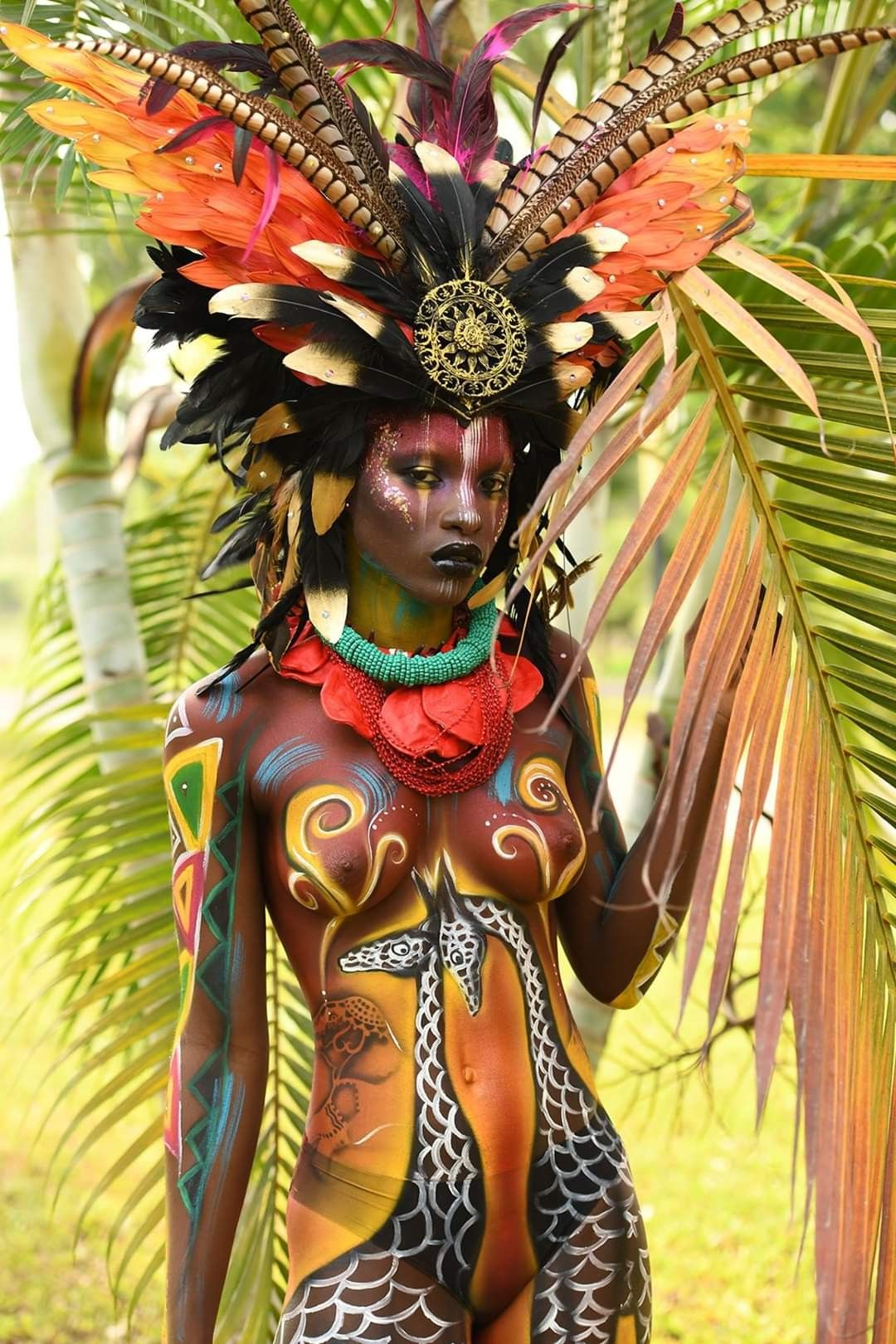 Pin By Nasrfadi On Indian Paint In 2020 Body Painting Body Painting Festival Body Art Painting
