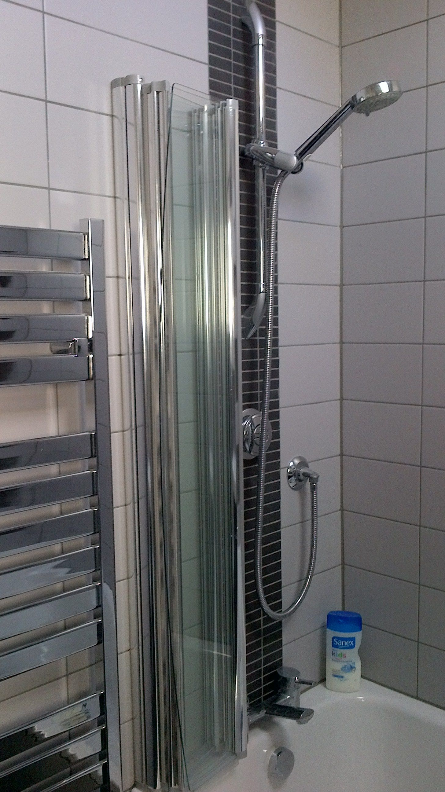Croydon Road Beckenham Bathroom With Aqualisa Digital Shower