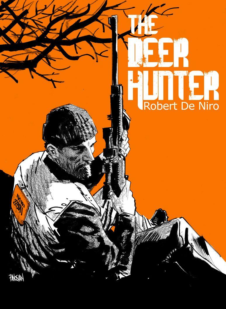 The Deer Hunter by urban-barbarian on DeviantArt   Dan