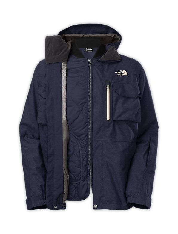 554e05e0b The North Face Men's Jackets & Vests MEN'S GILMORE TRICLIMATE JACKET ...