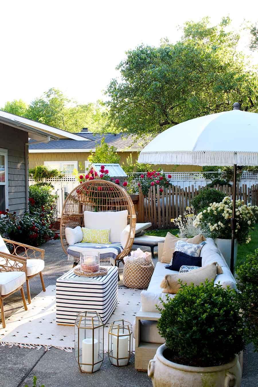 Backyard Party Ideas And Recipes Backyard Decor Backyard