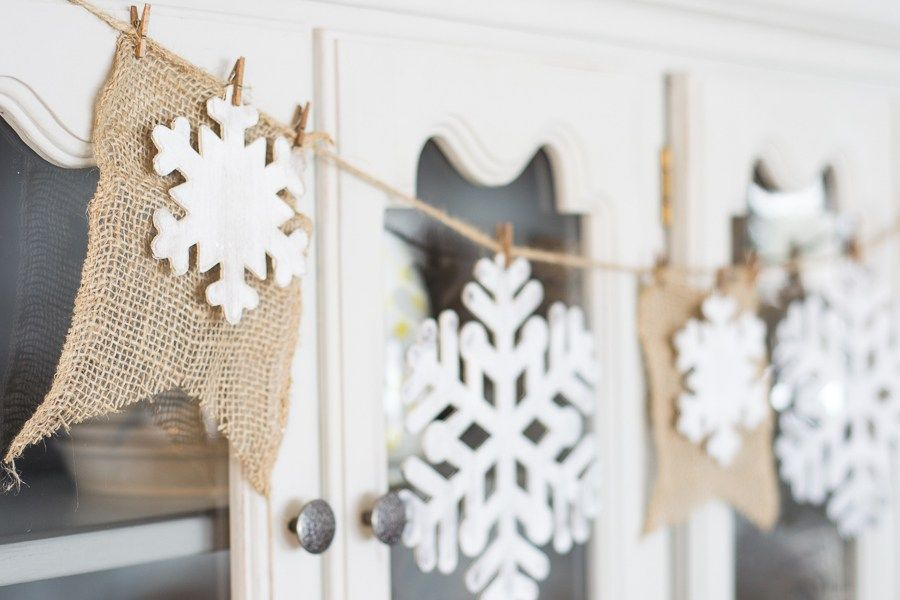 Photo of 17 DIY Winter Decorations for After-Christmas Decorating
