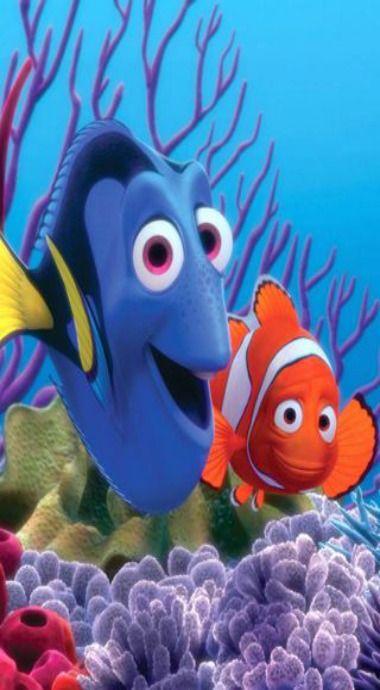 Pin by Malissa Taylor on Disney | Disney duos, Finding nemo  Walt Disney Pictures Presents A Pixar Animation Studios Film Finding Nemo