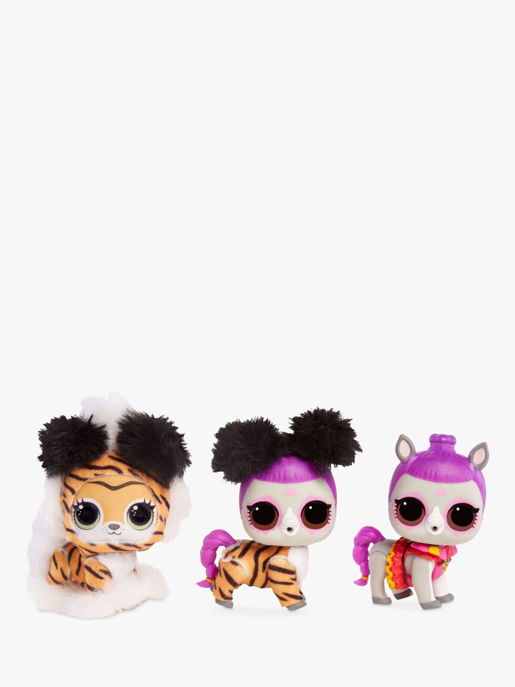 L O L Surprise Fluffy Pets Winter Disco Series Fluffy Animals Pets Lol Dolls