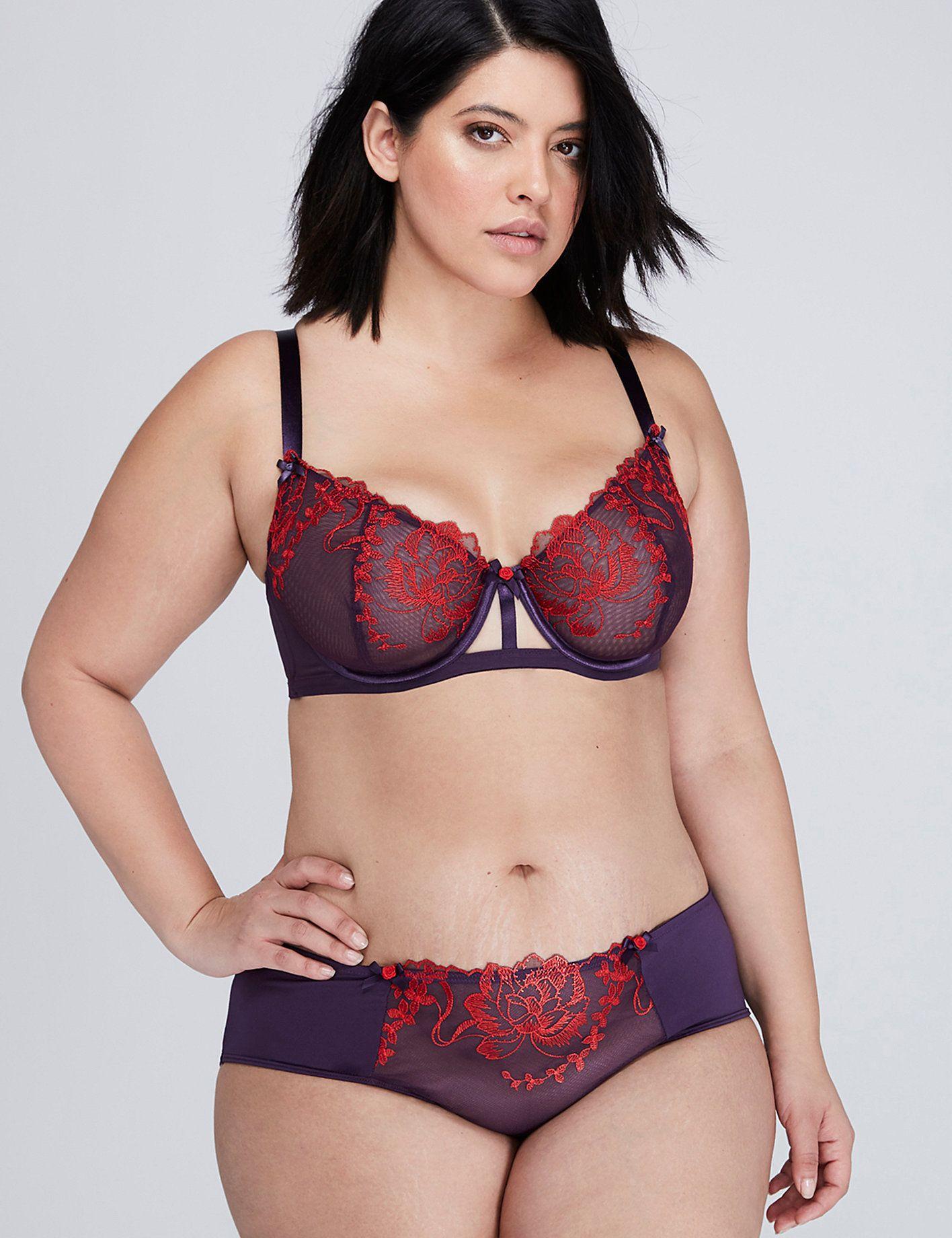 379e37887f59 Plus Size Lingerie & Cacique Intimates | Lane Bryant | Denise Bidot ...