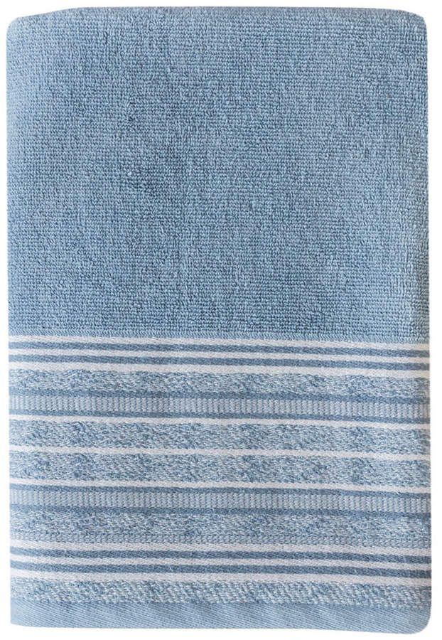 Croscill Nomad Bath Towel Blue