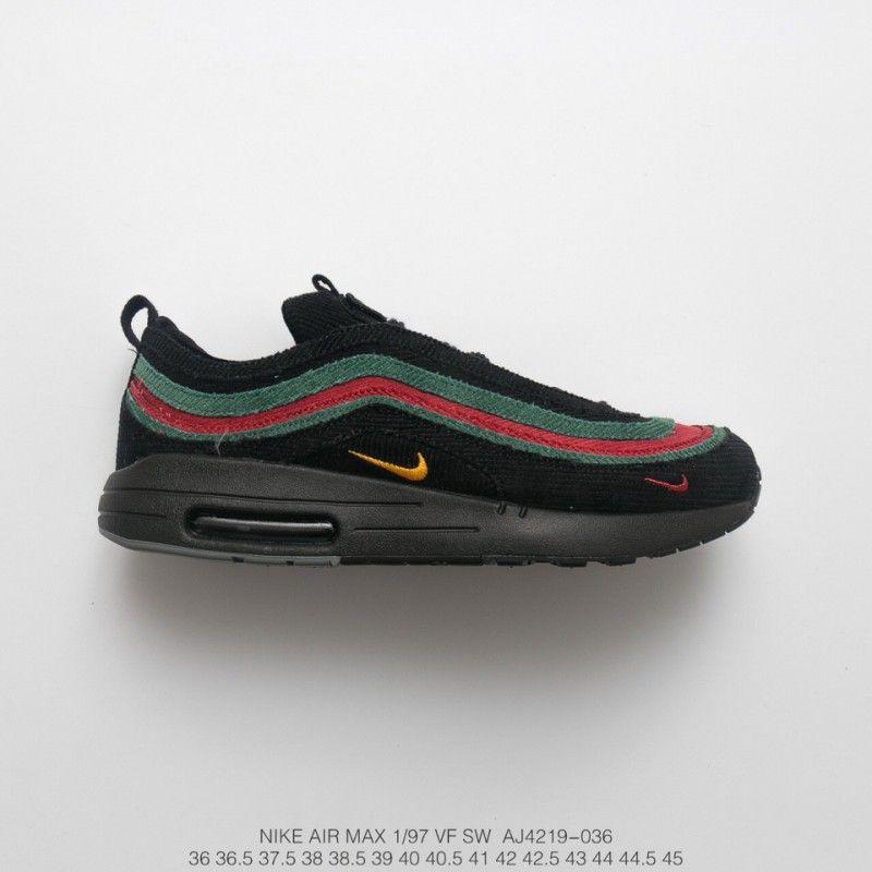 aadfec6960 $87.31 Nike Air Max 97 Gucci,AJ4219-036 imaginary GUCCI x Sean Wotherspoon x