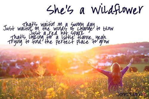 Lauren Alaina - She's a Wildflower  made by me :) JennyLynn<3