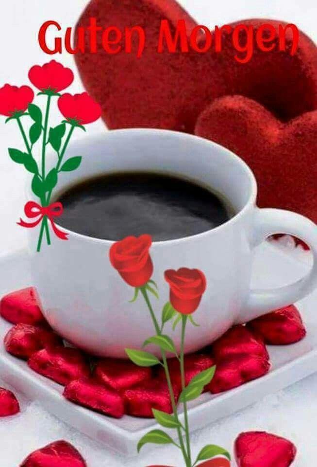 romantische guten morgen bilder