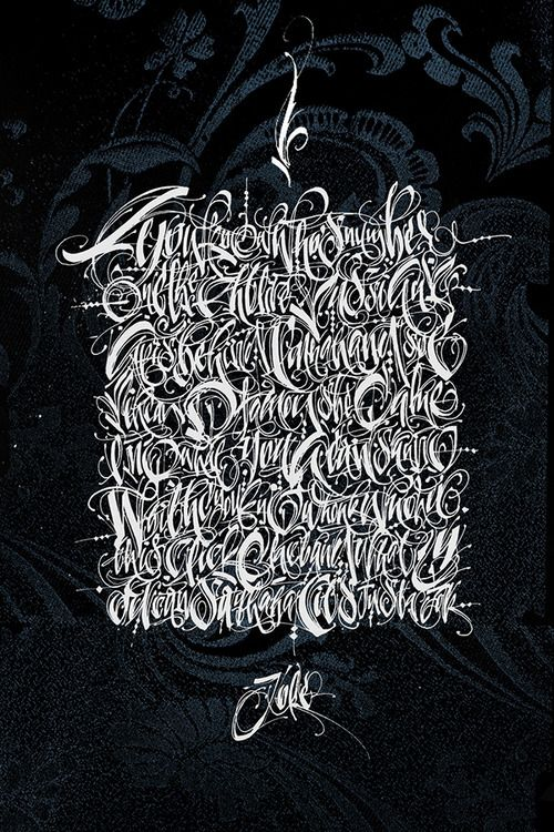Calligraphy by Mosoffice