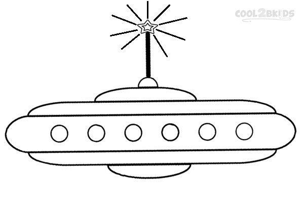 Spaceship Coloring Pages Printable Spaceship Space Coloring