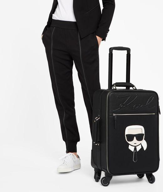 ea2c2149a1fd KARL LAGERFELD Travel bag K IKONIK TROLLEY